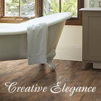 Stop by your local Floors To Go showroom today and explore all of the latest styles and colors of Creative Elegance tile today!